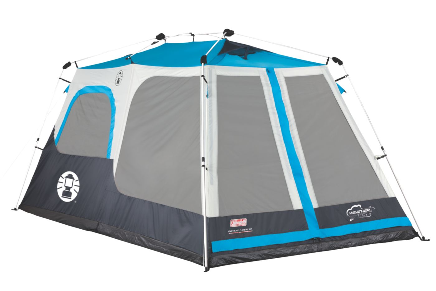 8-Person Instant Cabin  sc 1 st  Coleman & Instant Tents for Camping | Coleman Tents | Coleman