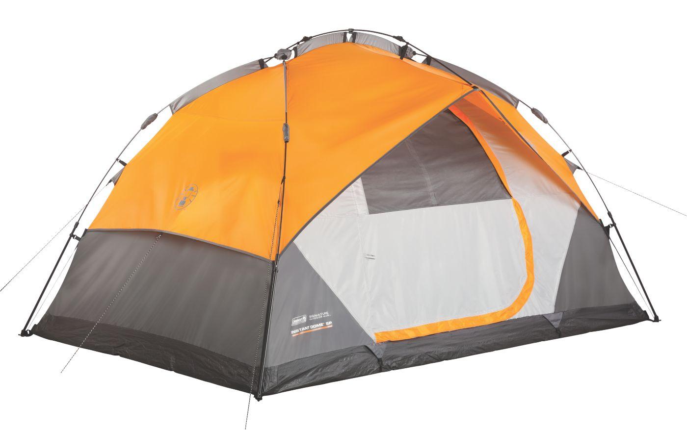 5-Person Instant Dome Tent  sc 1 st  Coleman & Instant Pop Up Tents | Coleman