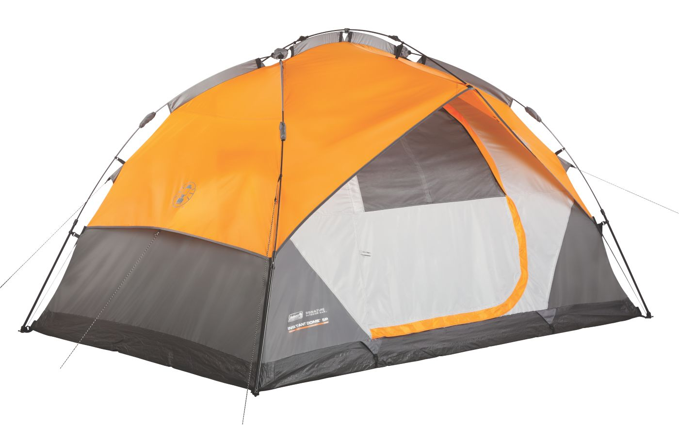 5-Person Instant Dome Tent  sc 1 st  Coleman : coleman max 13x9 instant tent - afamca.org