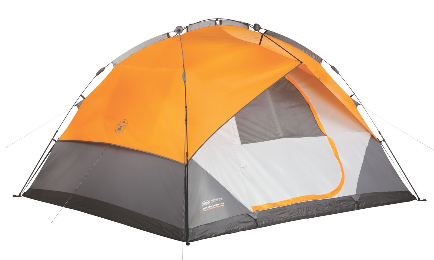 Signature Instant Dome 7 with integrated fly  sc 1 st  Coleman : design a tent - memphite.com