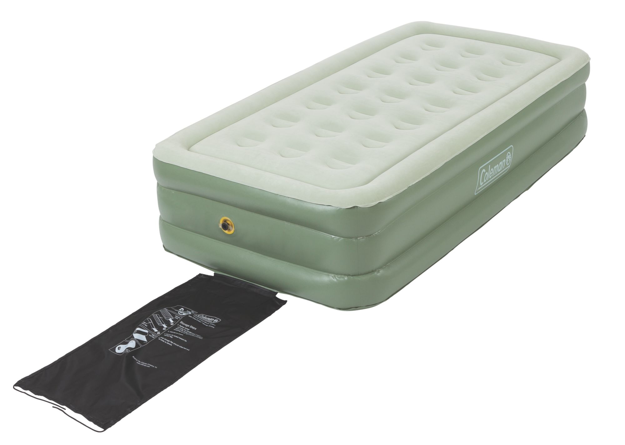 Double High Airbed Twin Air Mattress