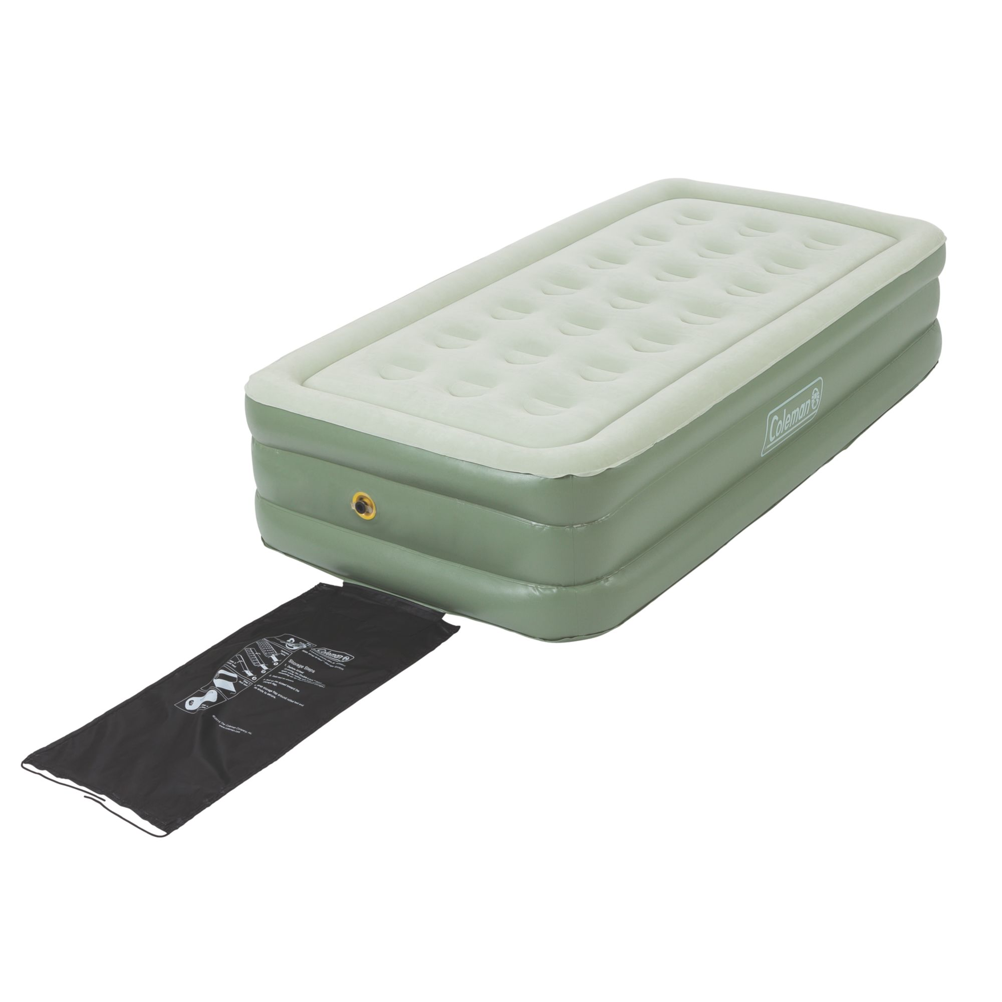 Supportrest Double High Airbed Twin