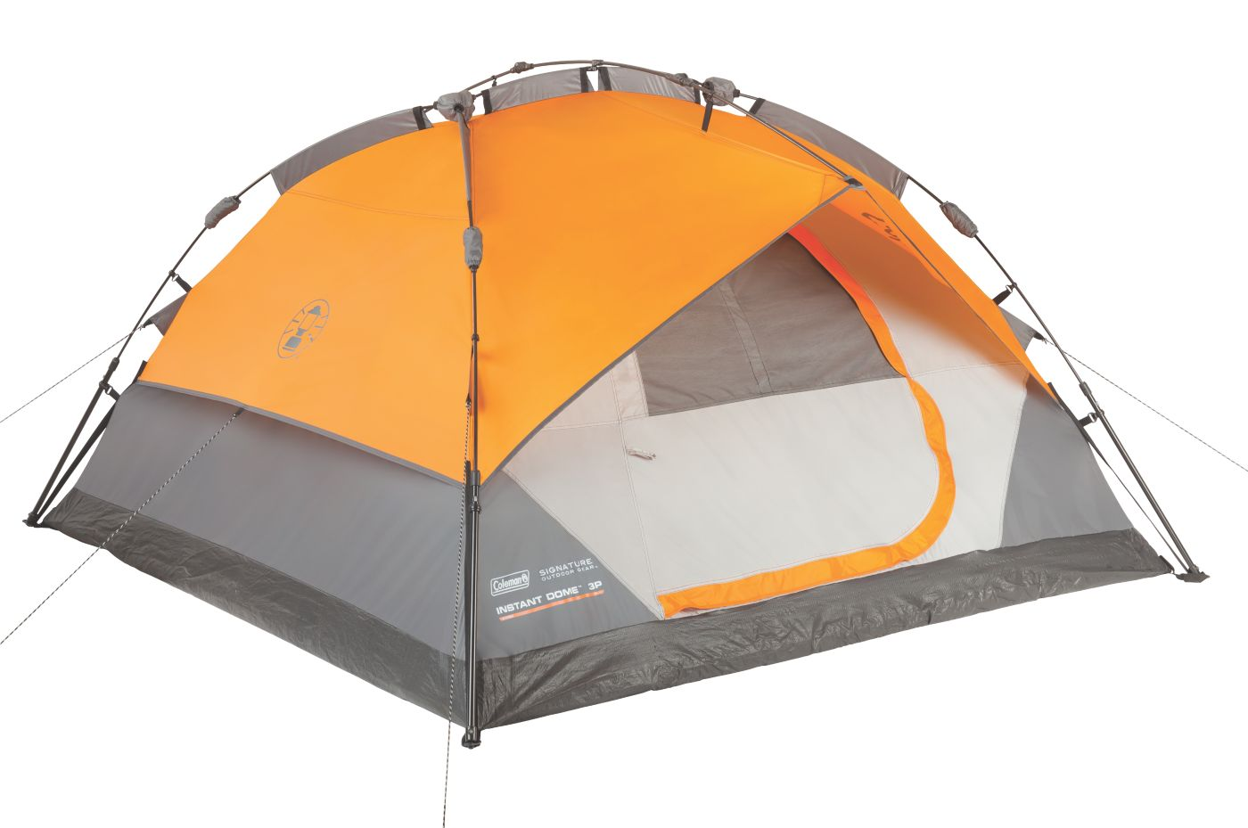 Signature 3-Person Instant Dome™ Tent  sc 1 st  Coleman & 3 Person Tent | Instant Dome Tent | Coleman