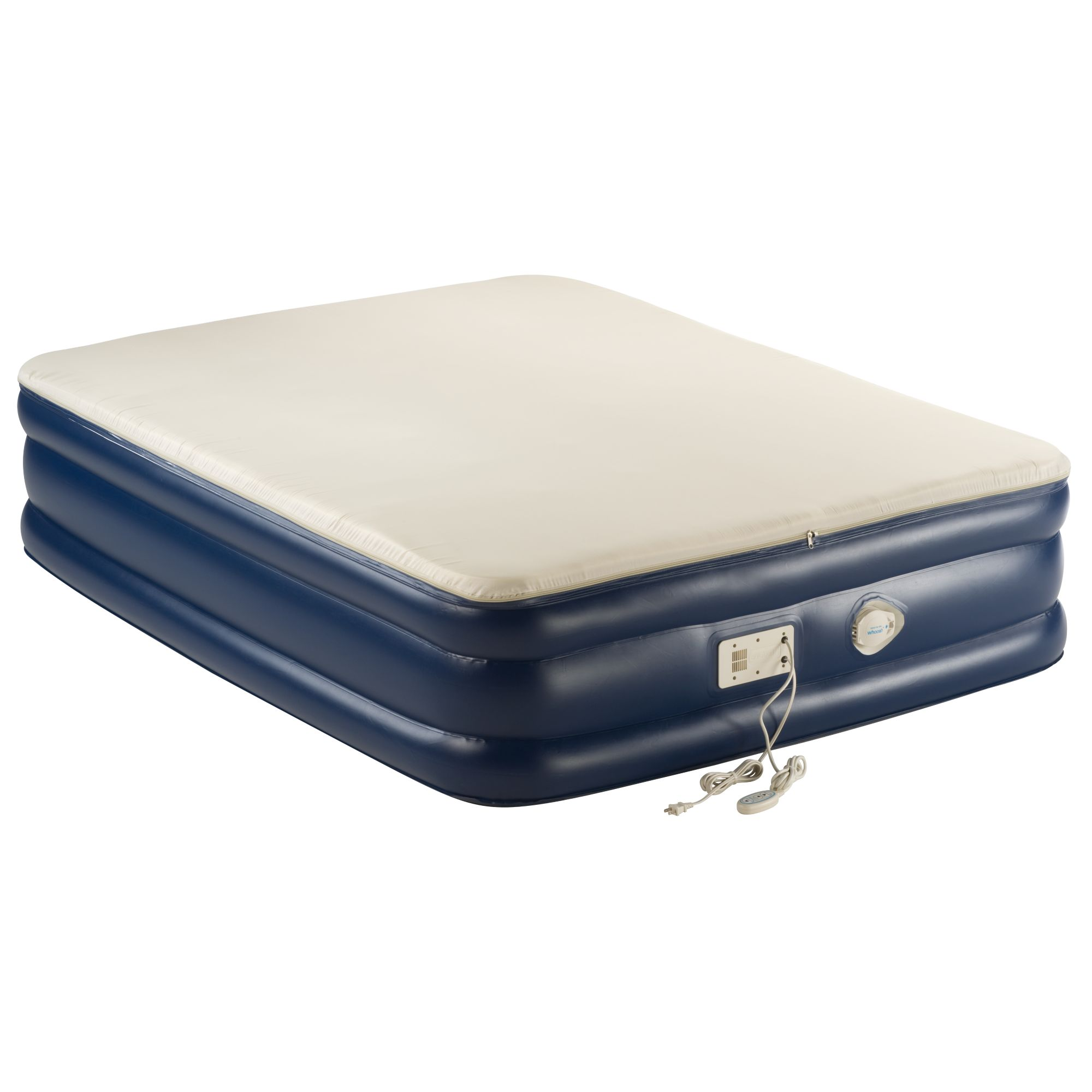 Air bed for camping - Premier Air Bed With Memory Foam Queen