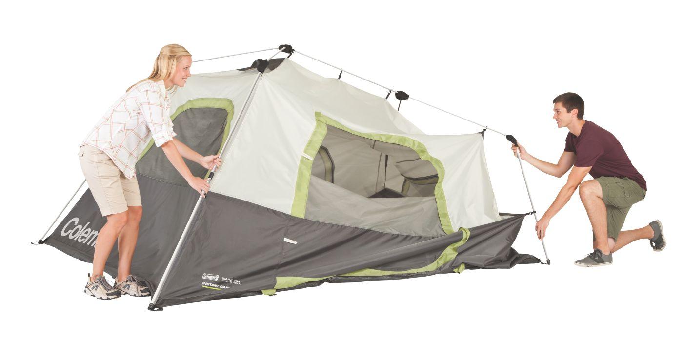 Instant Tent 6 · Instant Tent 6 ...  sc 1 st  Coleman & 4 Person Tents | Instant Tents | Coleman