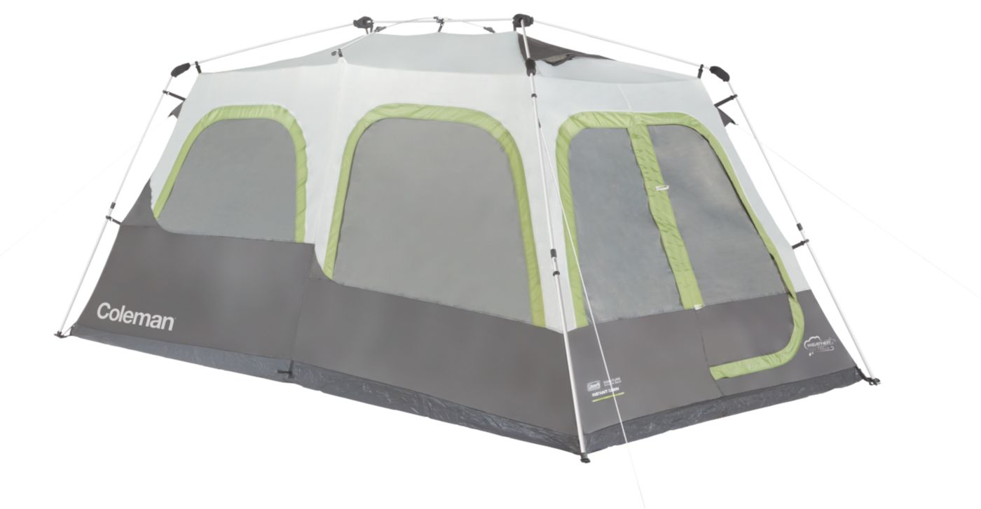... Signature 8-Person Instant Cabin with Rainfly ...  sc 1 st  Coleman & Big Camping Tents | 8 Person Tent | Coleman