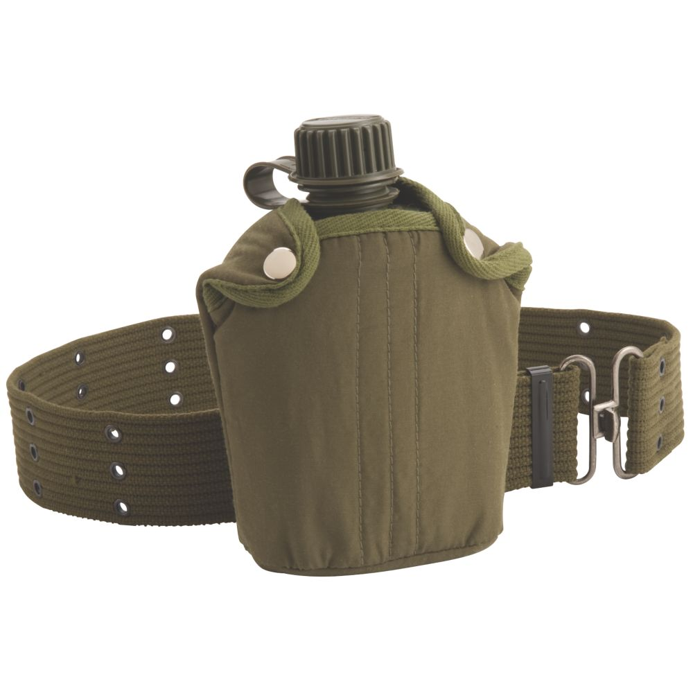 Military Style Canteen
