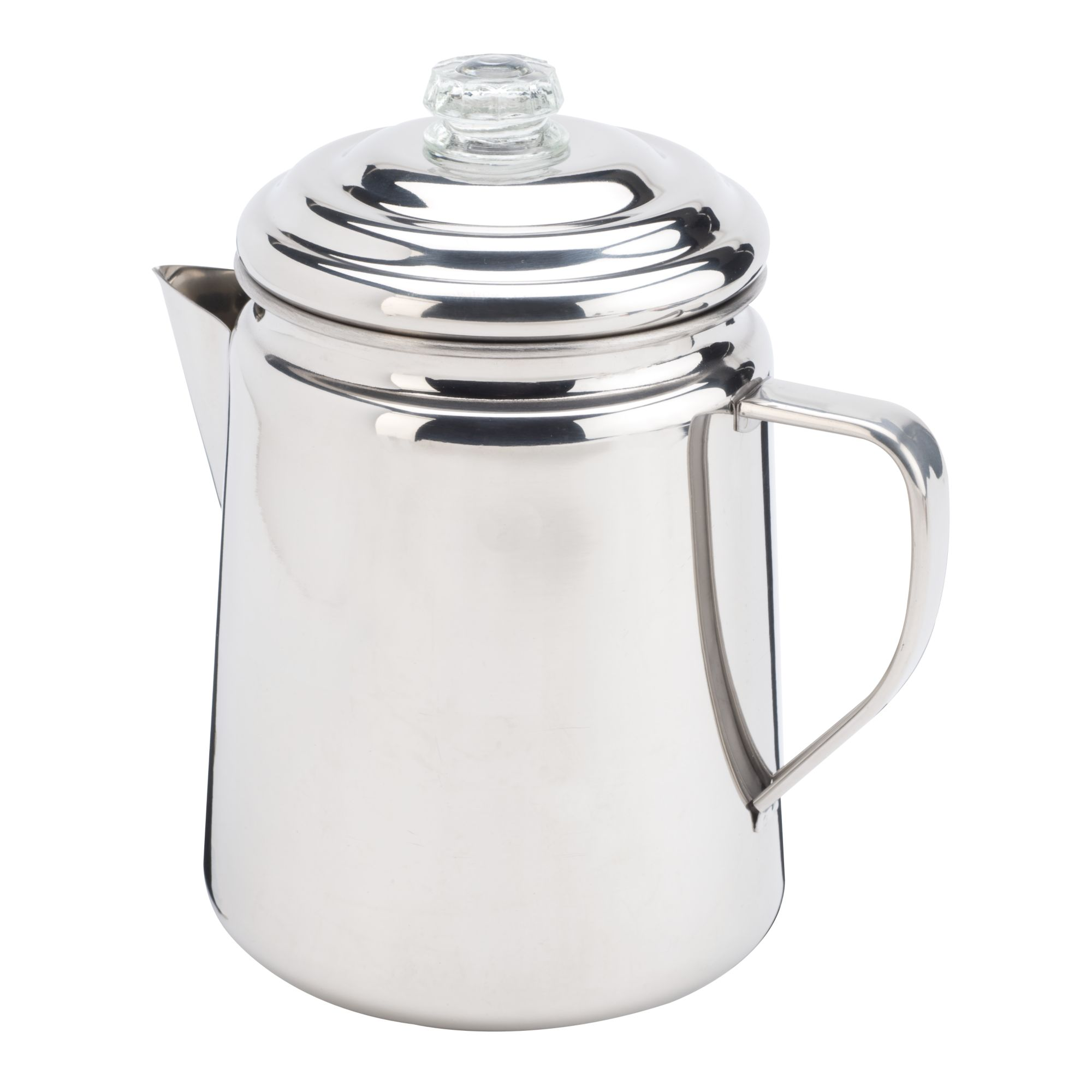12 Cup Stainless Steel Percolator