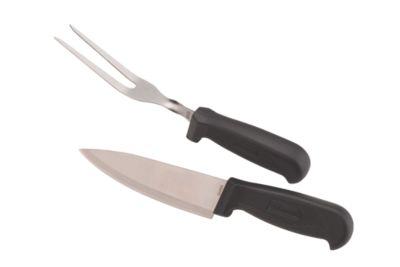 Stainless Steel Fork/Knife Set