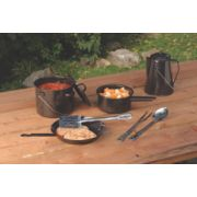Coleman® 8 Piece Enamel Cooking Set image 3