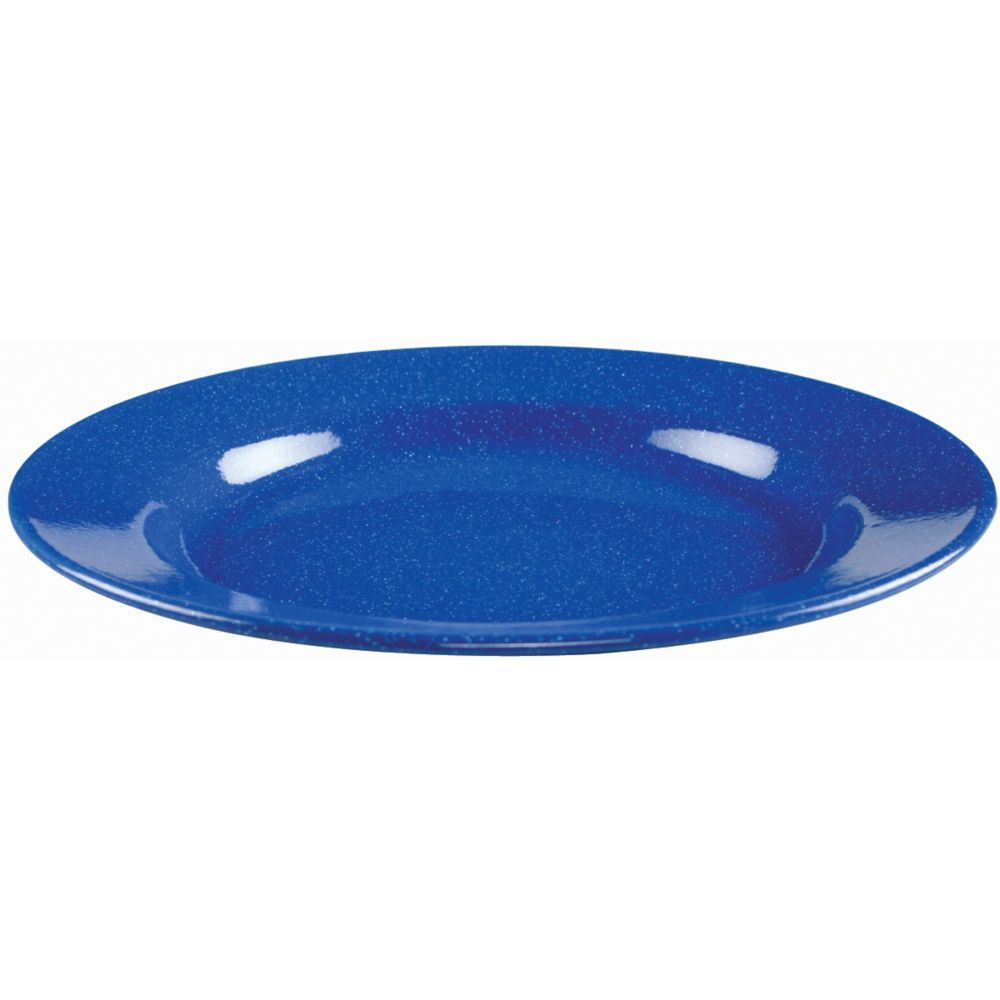 10-In. Enamel Plate