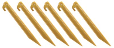 9 Inch ABS Tent Pegs