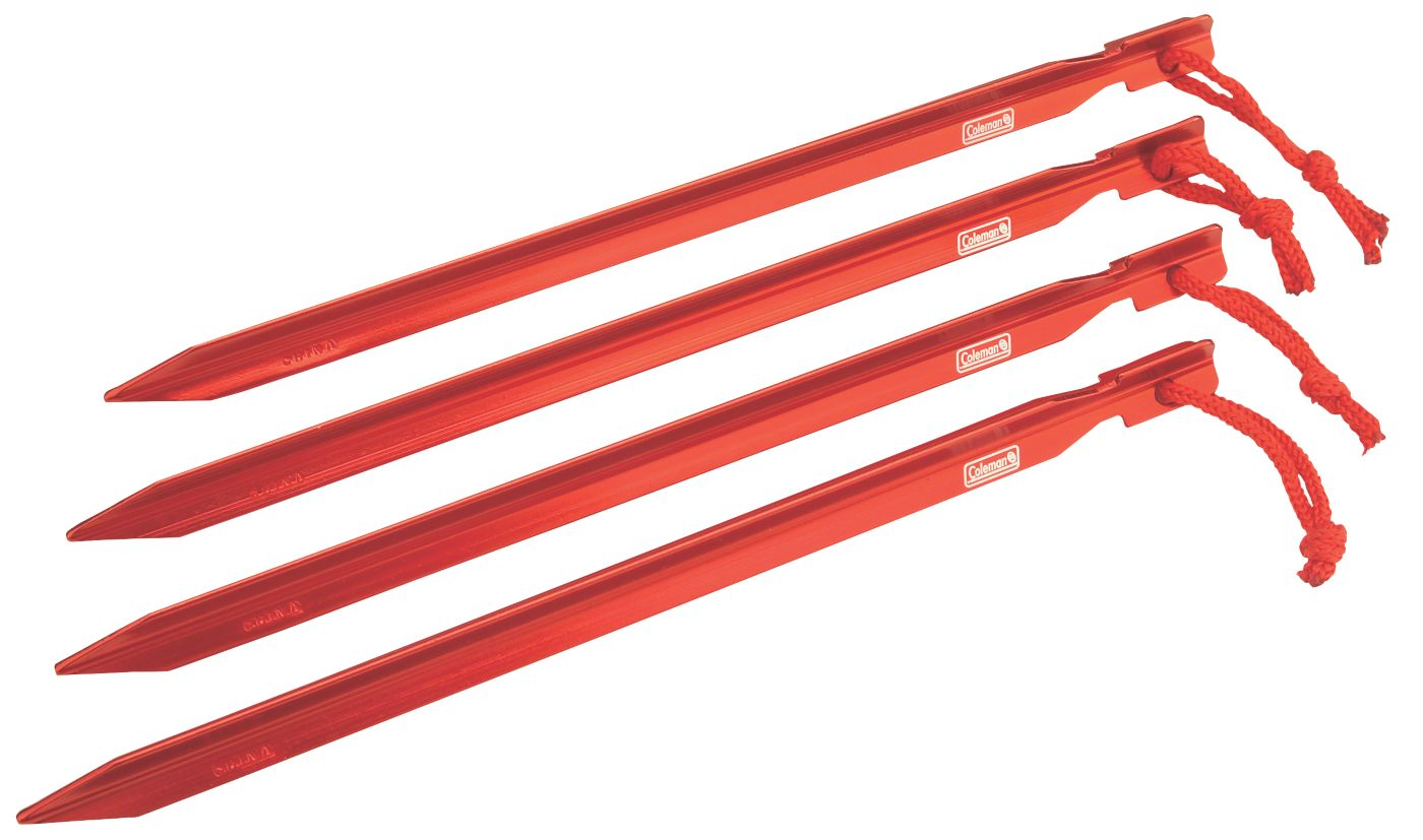 9-In. Heavy Duty Aluminum Tent Stakes  sc 1 st  Coleman & Tent Stakes | Tent Accessories | Coleman