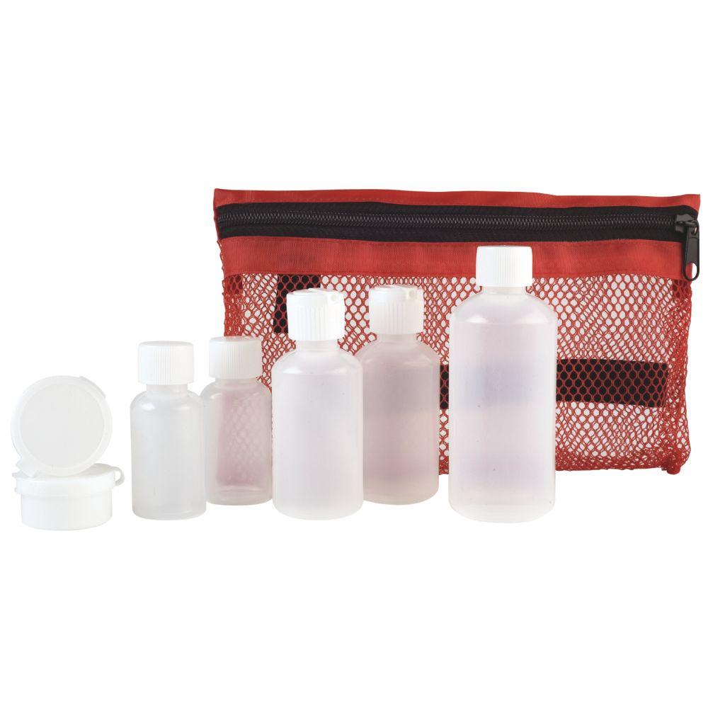 Bagged Essentials Bottles