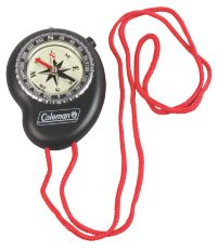 Compass with LED Light