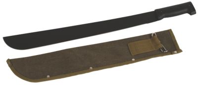 18-in. Steel Machete