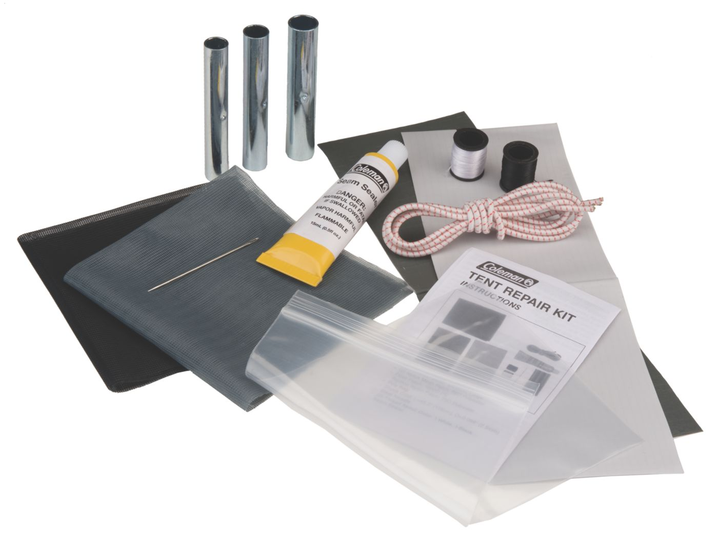 Tent Repair Kit  sc 1 st  Coleman & Camping Accessories | Tent Repair Kit | Coleman