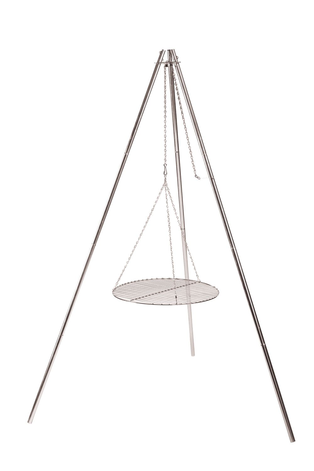 Tripod Grill and Lantern Hanger