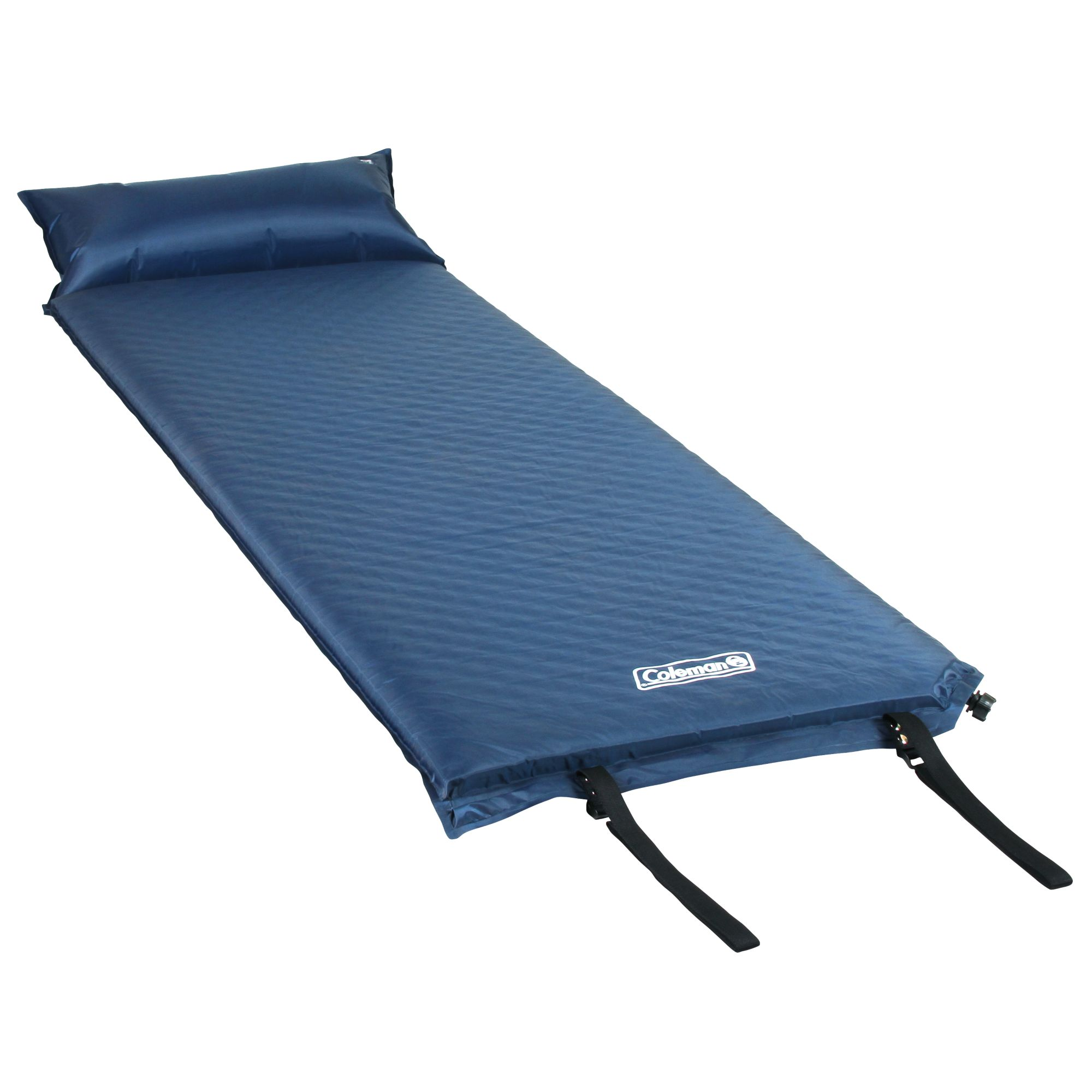 Self-Inflating Pad with Pillow