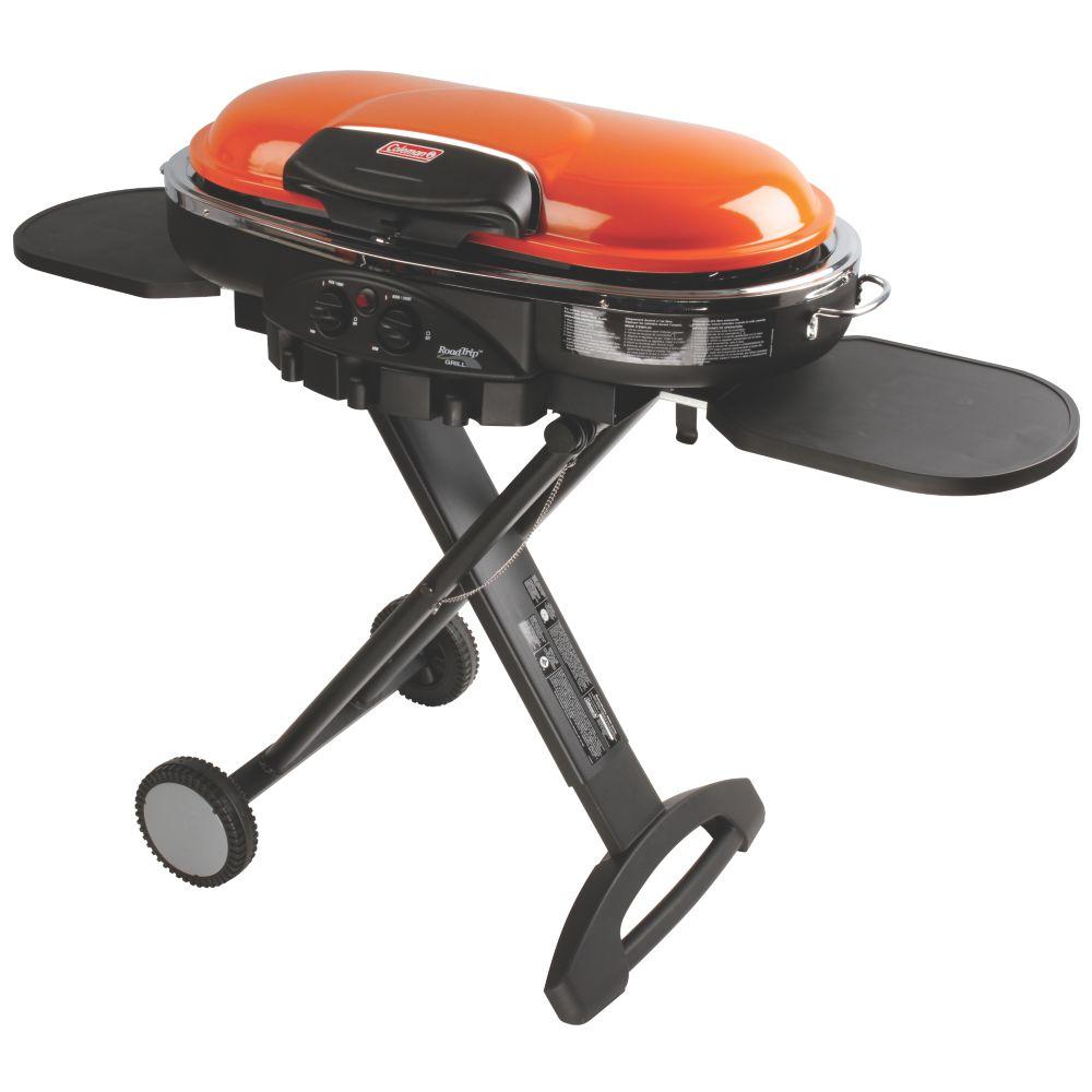 Roadtrip® LXE Grill - Orange