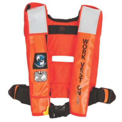 Inflatable Work Vest - Automatic