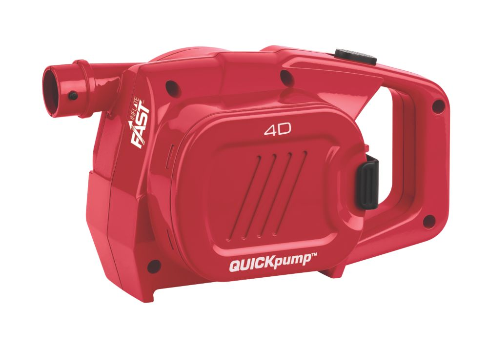 QuickPump™ 4D Pump