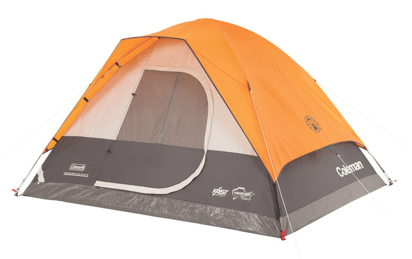 Moraine Park™ Fast Pitch™ 4-Person Dome Tent  sc 1 st  Coleman & Fast Pitch Tents | Camping Tents | Coleman