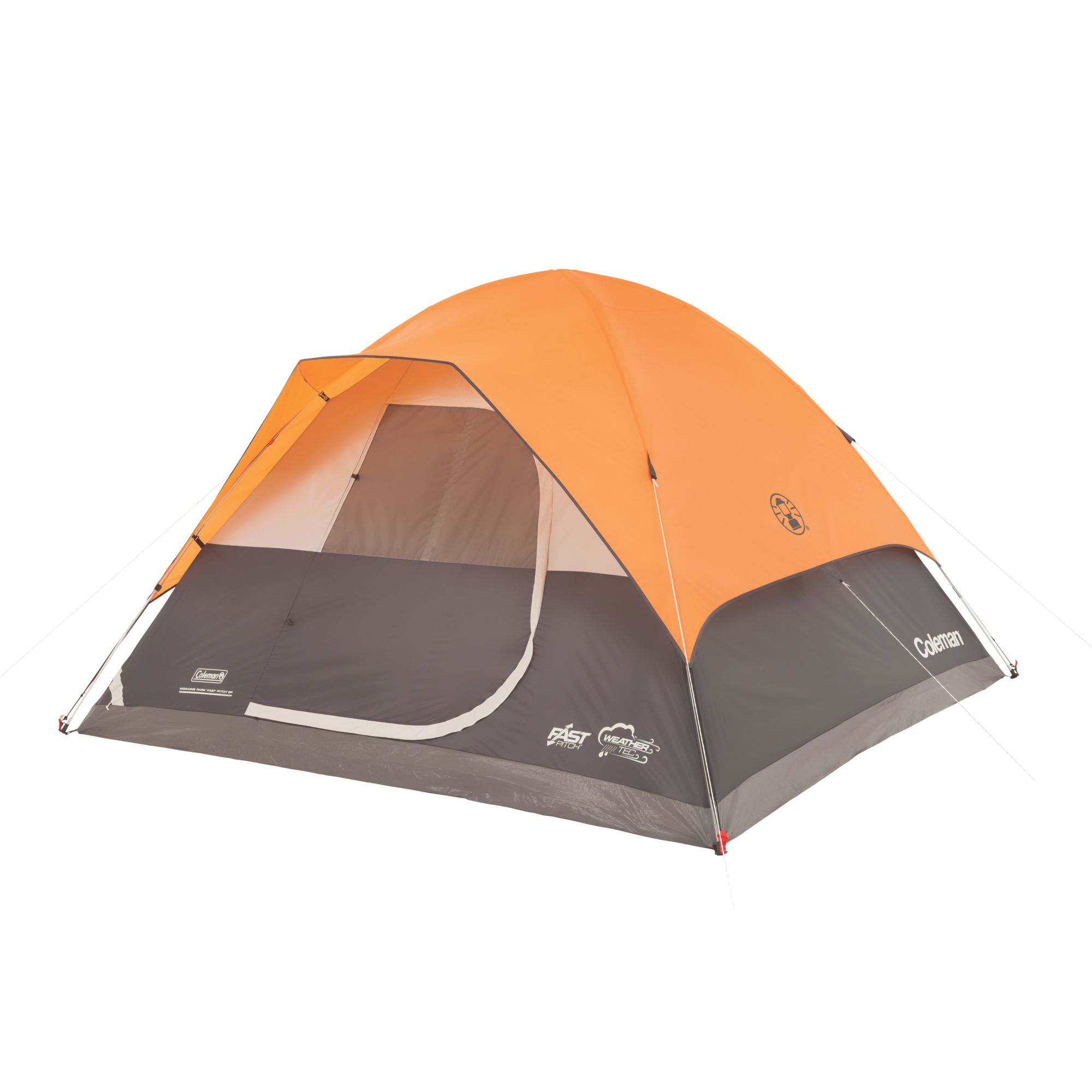 Moraine park fast pitch 6 person dome tent