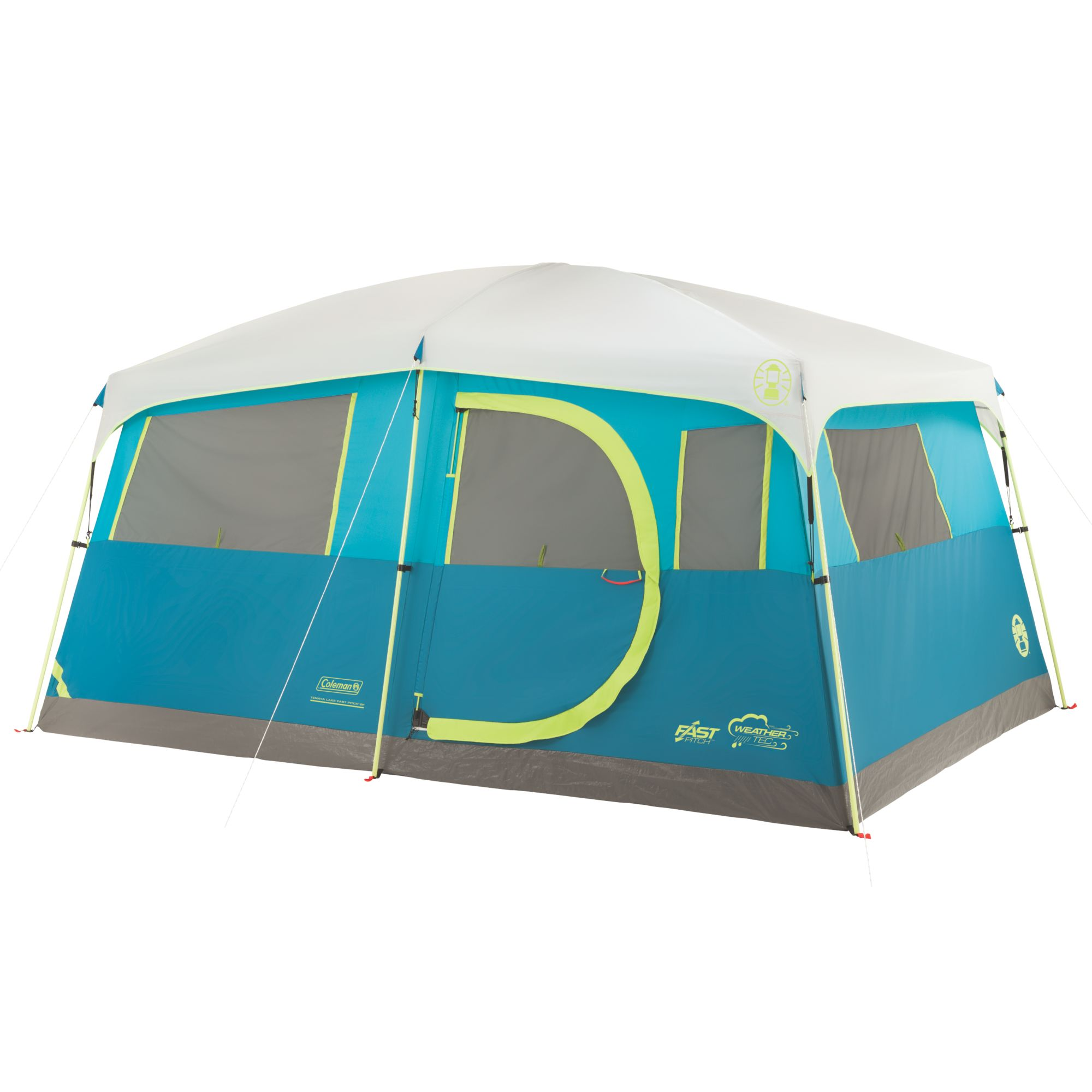 8 person tent coleman tents coleman tenaya lake fast pitch 8 person cabin with closet sciox Gallery