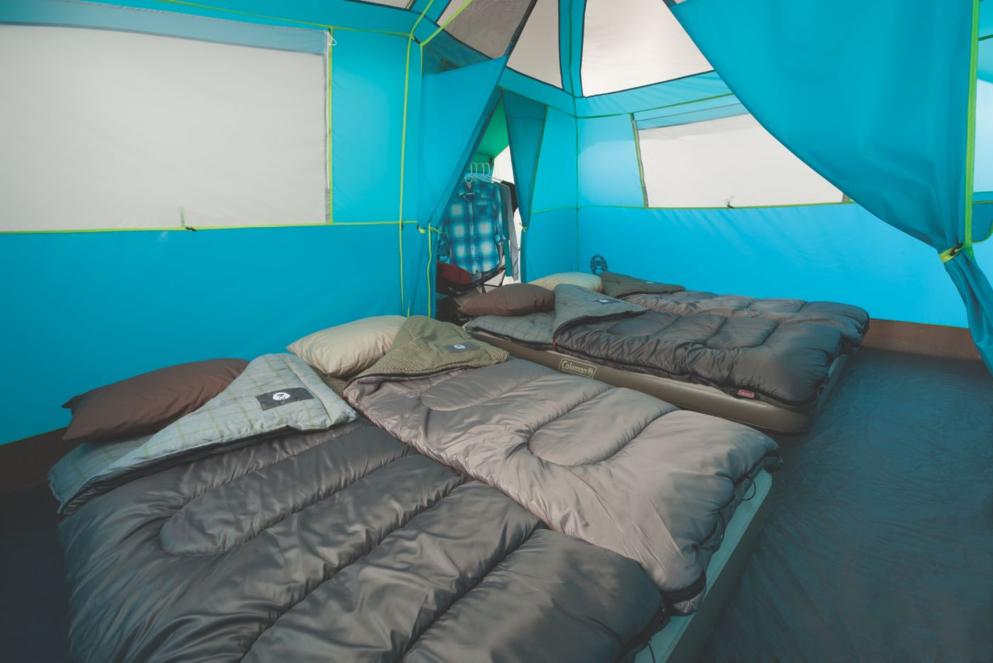 ... Tenaya Lake™ Fast Pitch™ 8-Person Cabin with ...  sc 1 st  Coleman & 8 Person Tent | Coleman Tents | Coleman