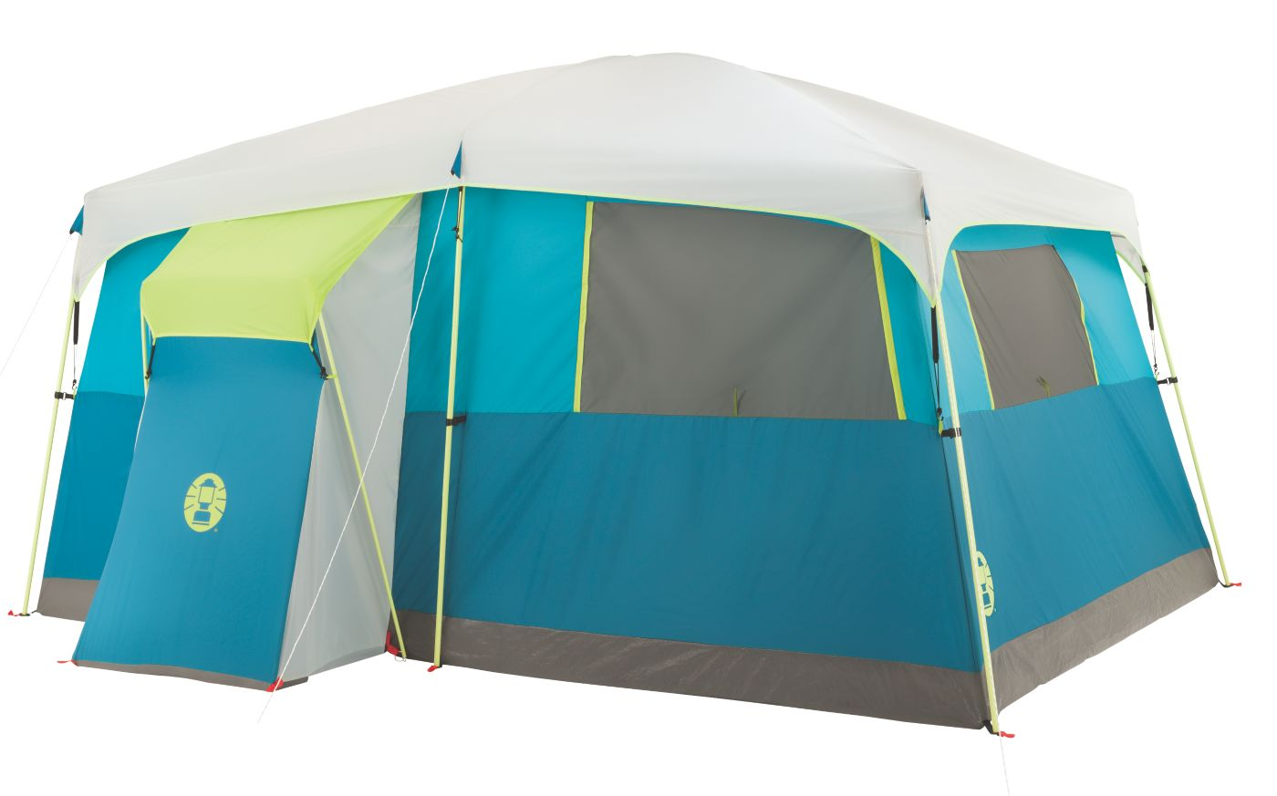 ... Tenaya Lake™ Fast Pitch™ 8-Person Cabin with Closet ...  sc 1 st  Coleman & 8 Person Tent | Coleman Tents | Coleman