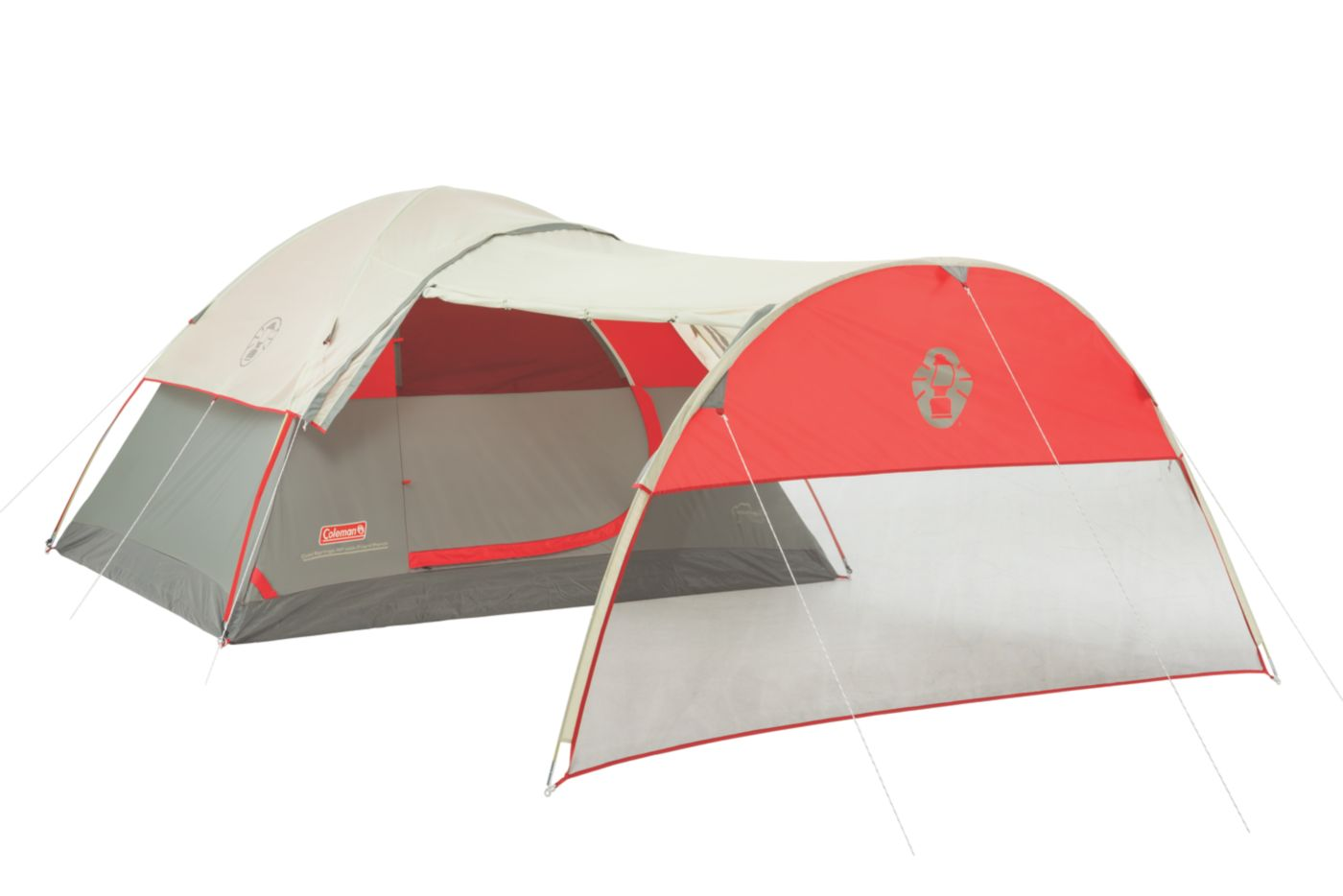 Cold Springs™ 4-Person Dome Tent with Porch  sc 1 st  Coleman & Cold Springs™ 4-Person Dome Tent with Porch - USA