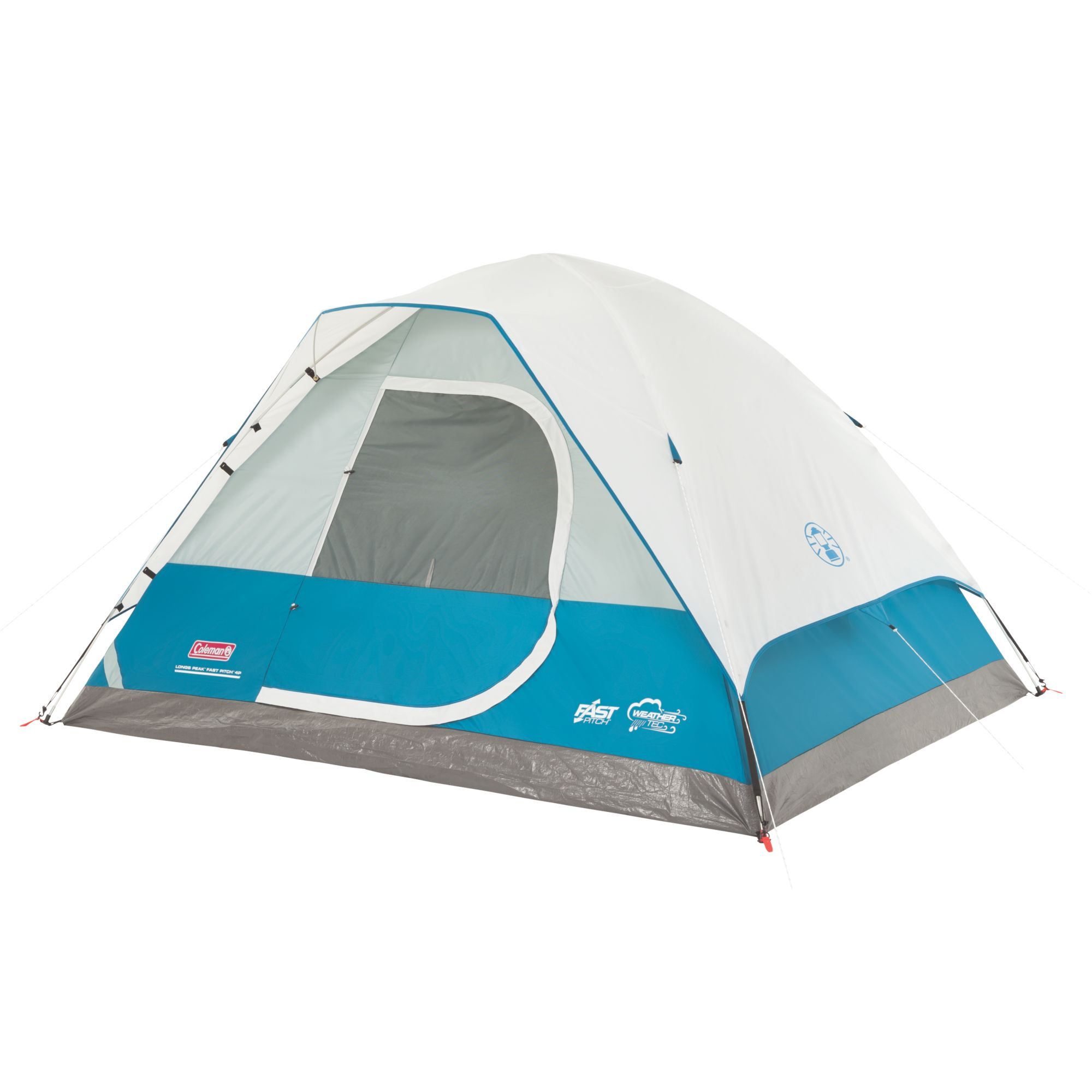 Longs Peak  Fast Pitch  4 Person Dome Tent. 4 Person Dome Tent   Camping Tents   Coleman