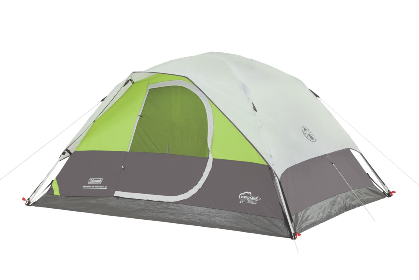 Aspenglen™ 4-Person Instant Dome Tent  sc 1 st  Coleman : coleman 4 person instant up tent - memphite.com
