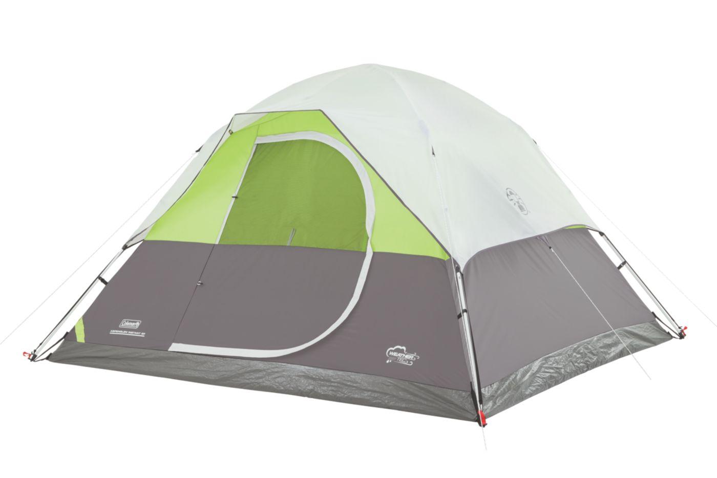 Aspenglen™ 6-Person Instant Dome Tent  sc 1 st  Coleman & 6 Person Tents | Dome Tents | Coleman