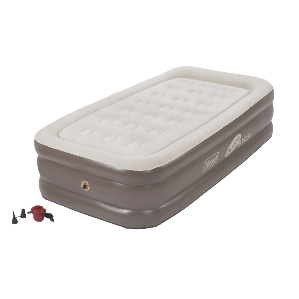 SupportRest™ Plus PillowStop™ Double High Airbed – Twin