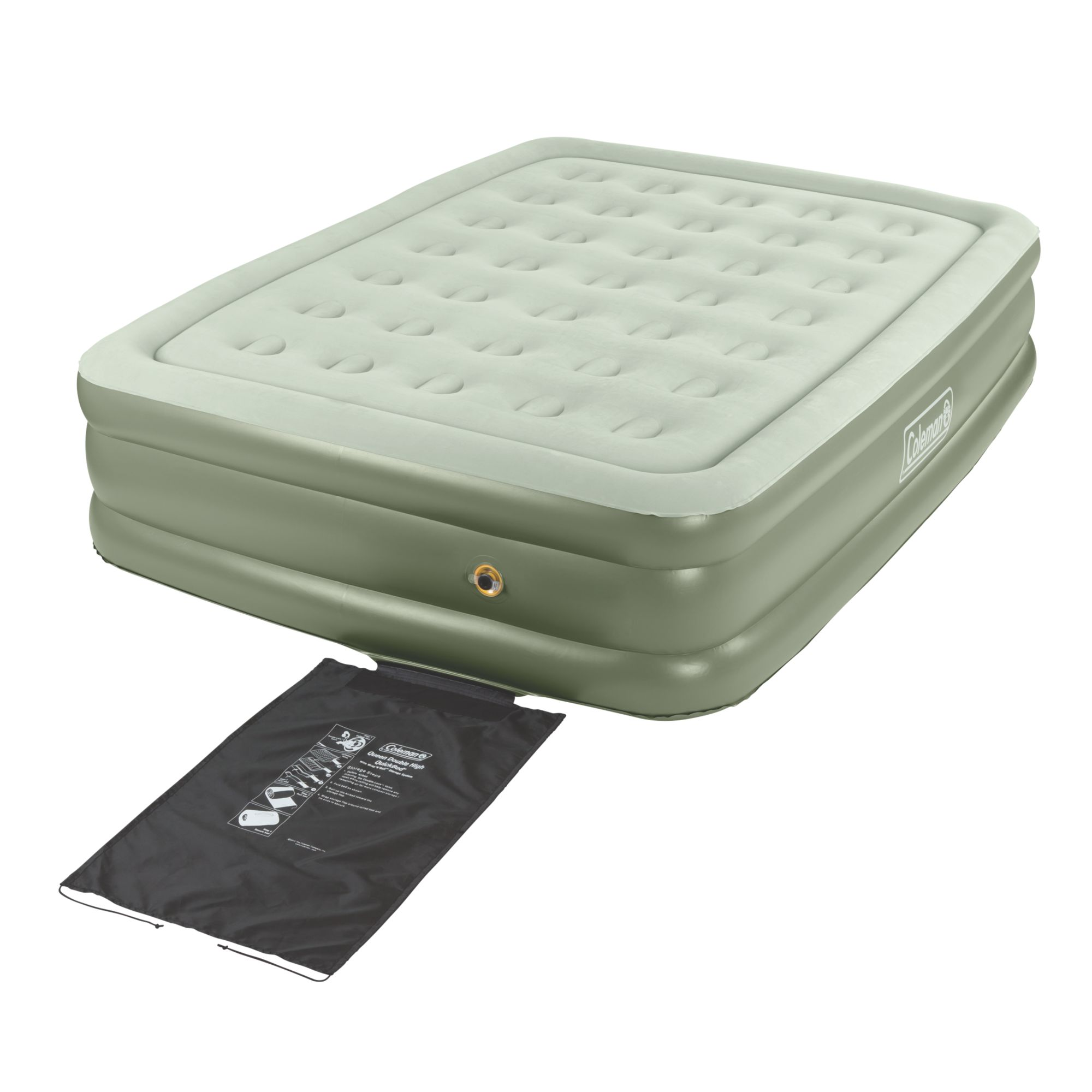 SupportRest™ Double High Airbed – Queen