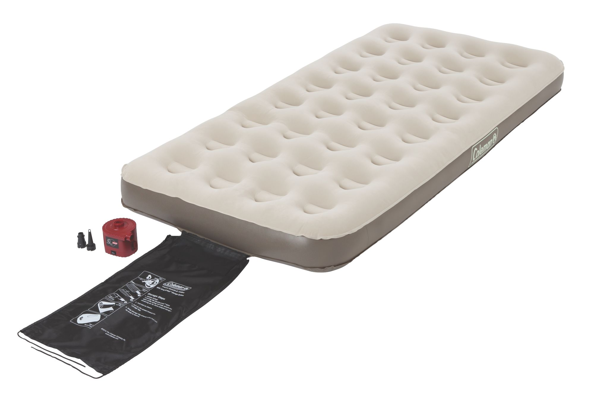 Twin Air Mattress Coleman QuickBed