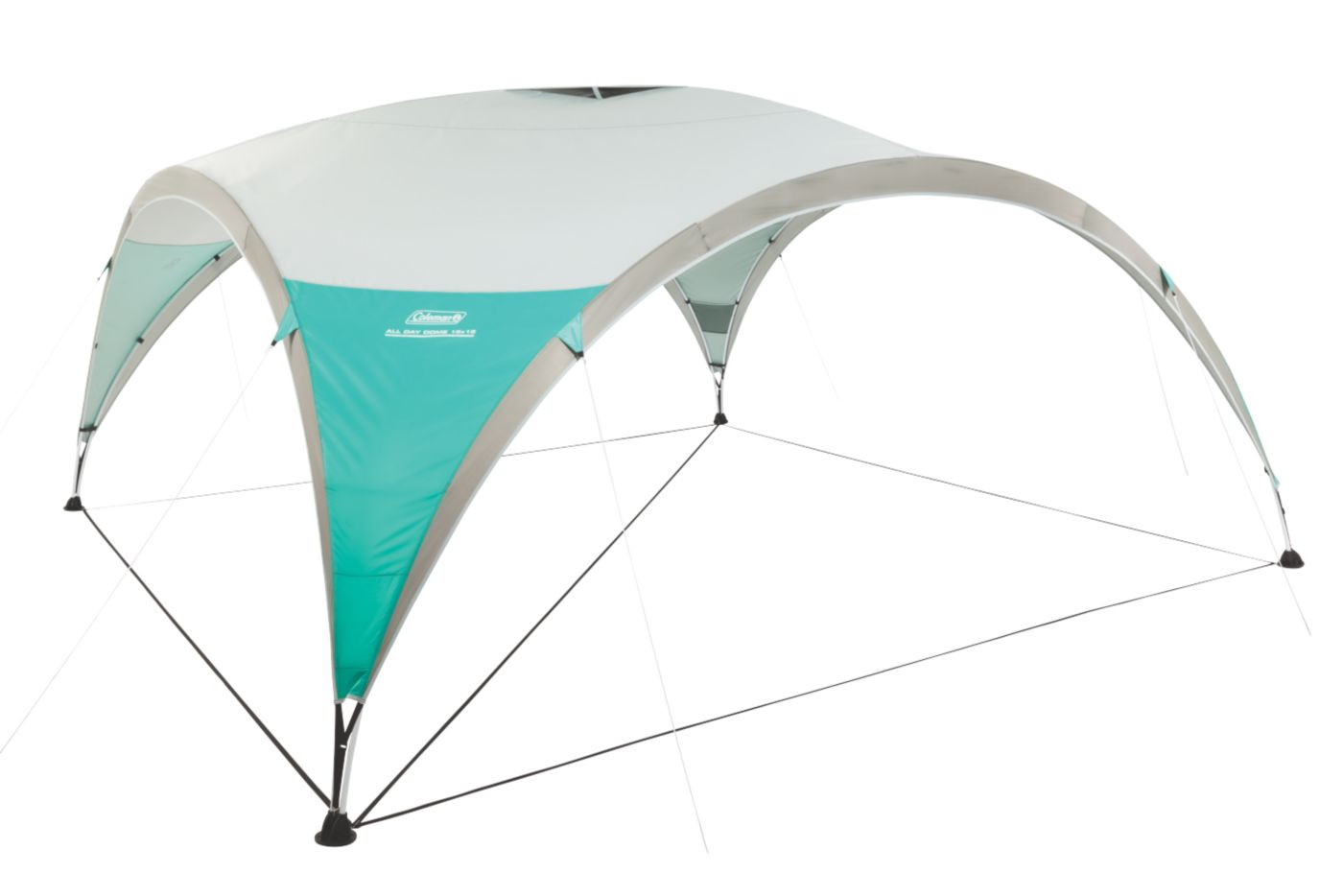 Point Loma™ 15 x 15 Dome Shelter  sc 1 st  Coleman & Coleman Canopies | Dome Tents | Coleman