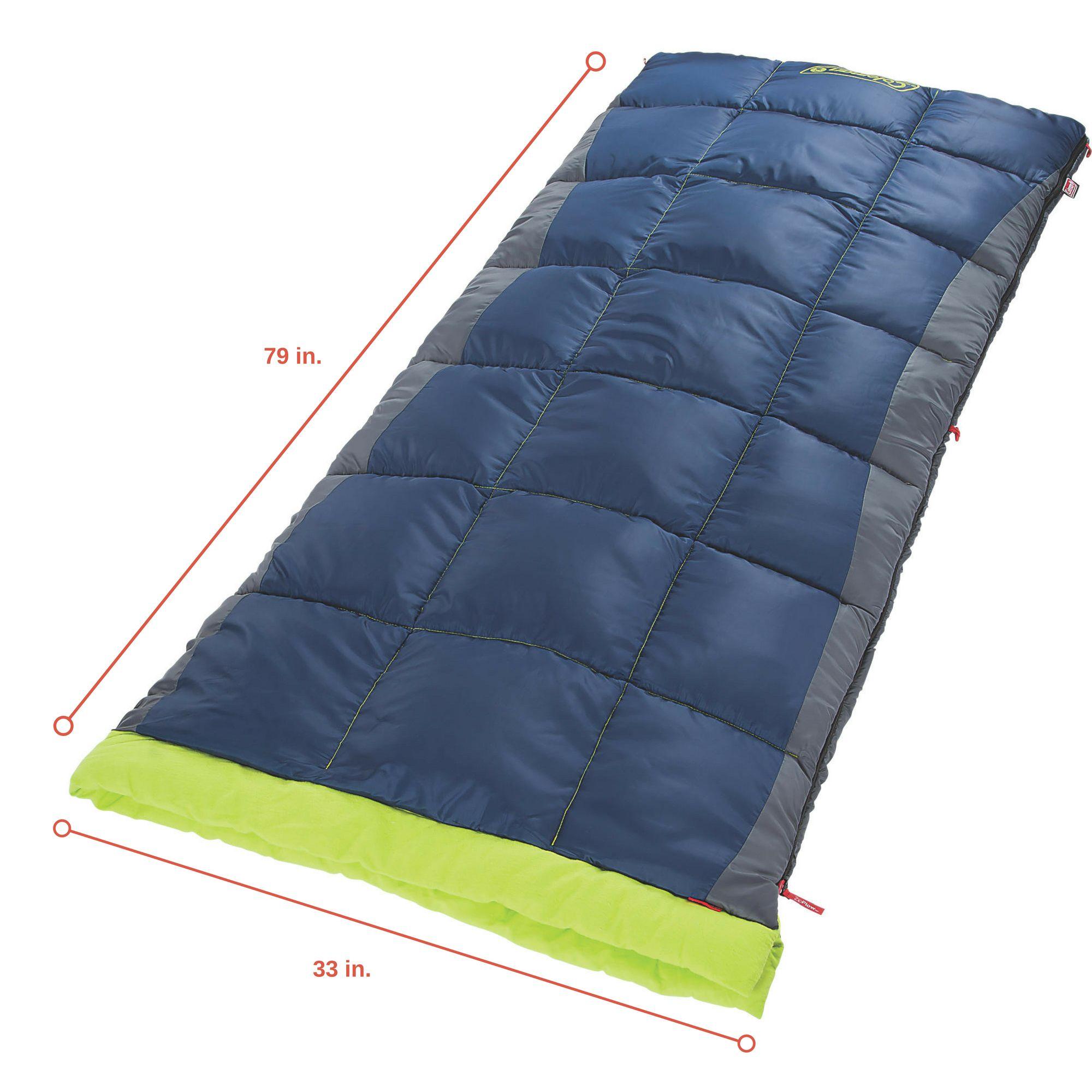Heaton PeakTM 40 Tall Sleeping Bag