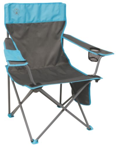 Quad Chair Blue