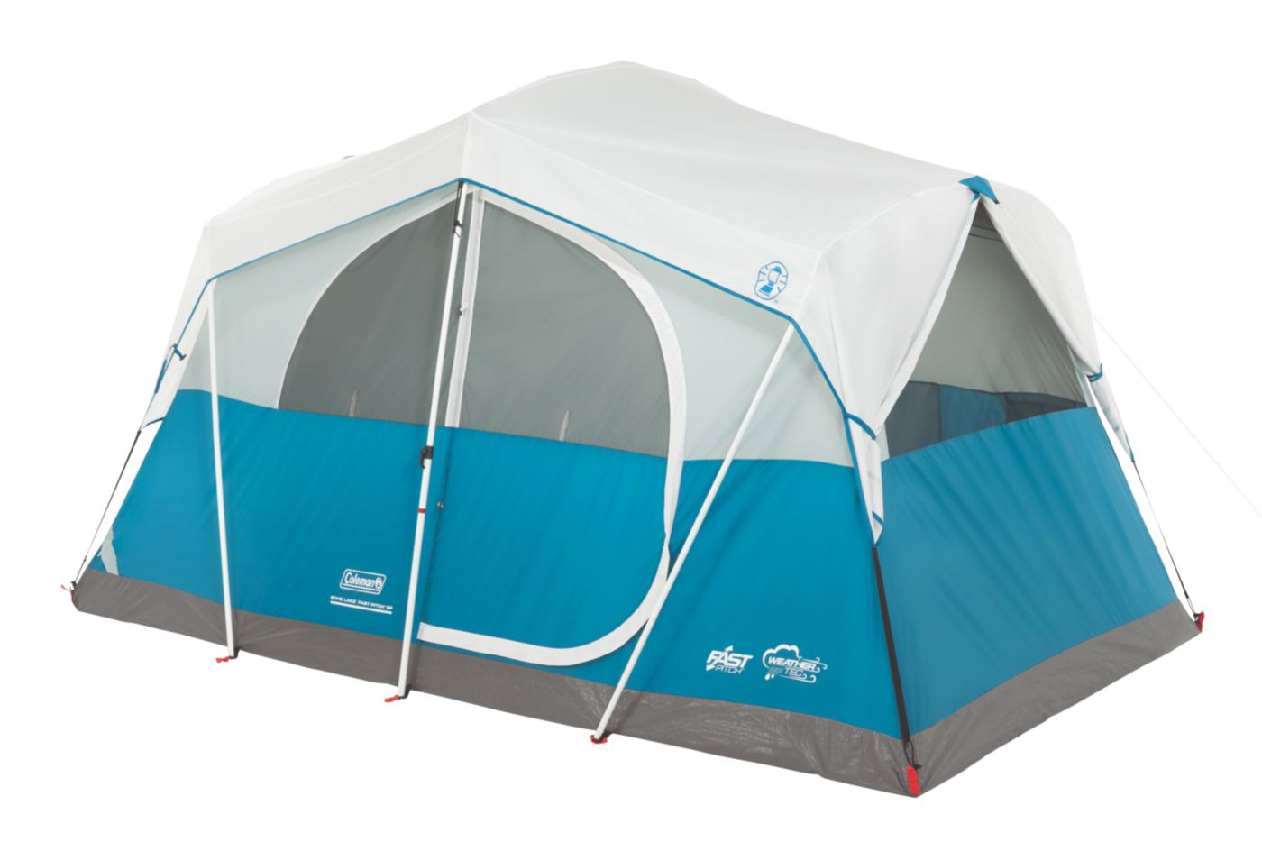Echo Lake™ Fast Pitch™ 6-Person Cabin with Cabinet  sc 1 st  Coleman : echo tents - memphite.com