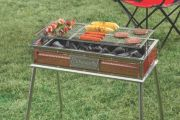 Standup Charcoal Grill