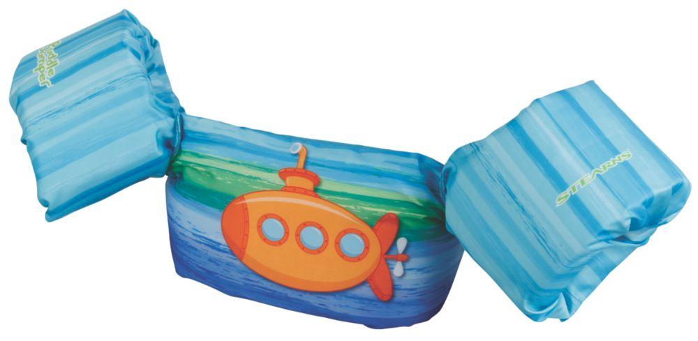 Puddle Jumper® Deluxe Life Jacket - Submarine