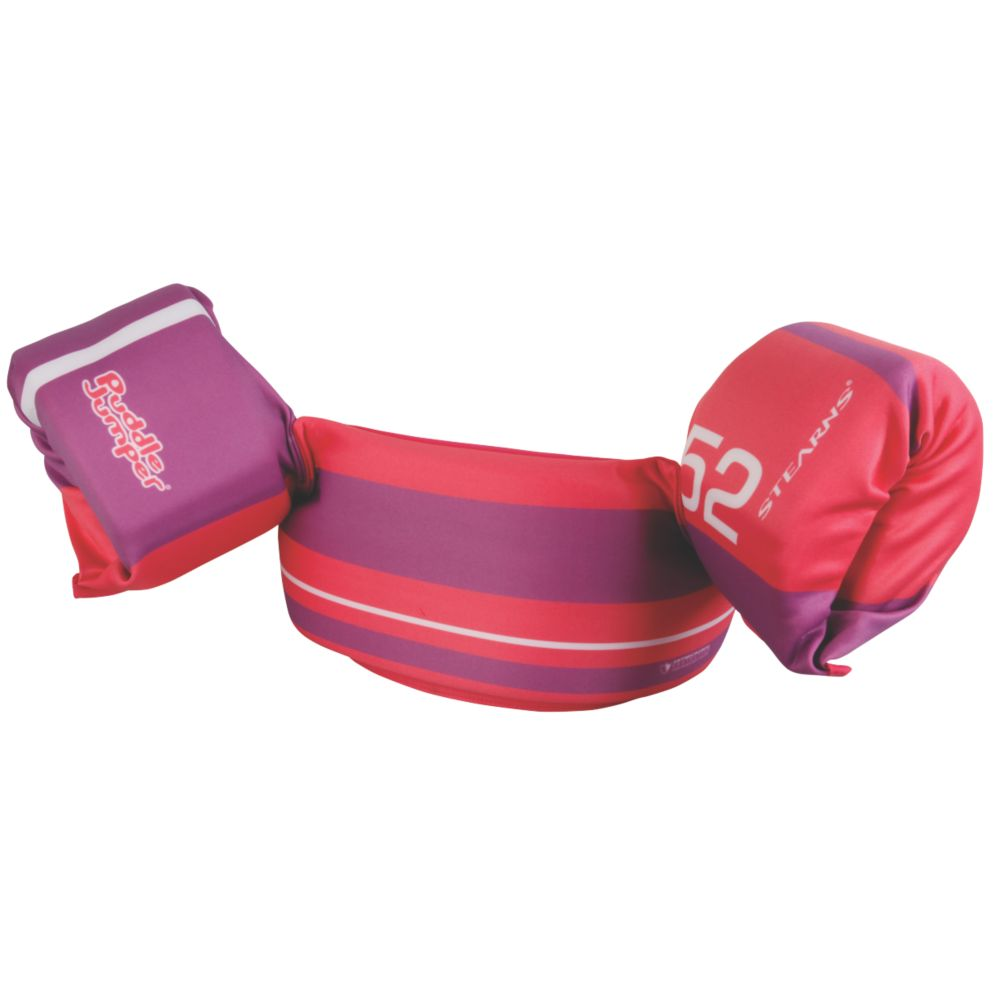 Puddle Jumper® Ultra Life Jacket - Pink/Purple
