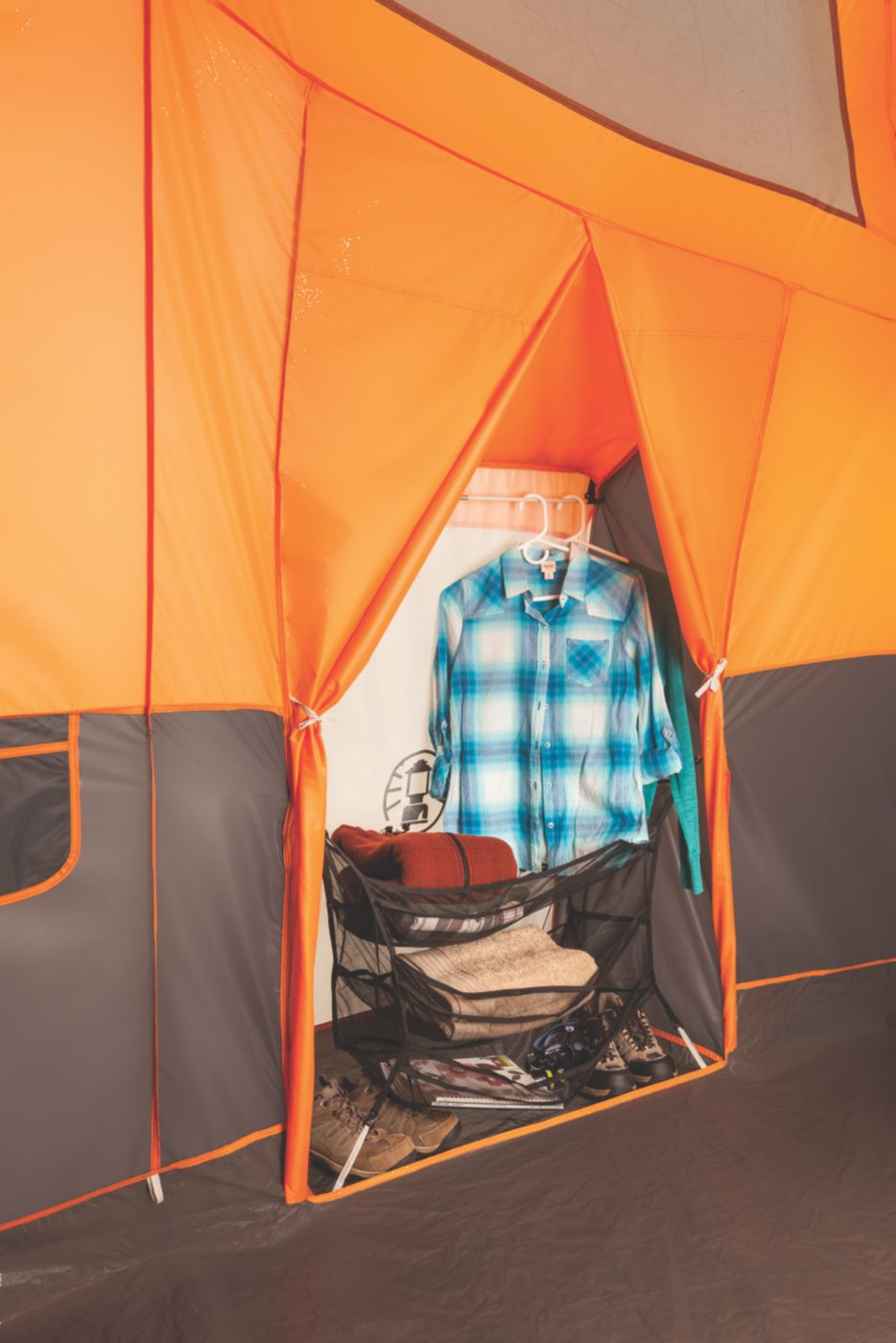 ... Closet · Jenny Lake™ Fast Pitch™ 8-Person Cabin with ...  sc 1 st  Coleman & 8 Man Tent | Big Camping Tents | Coleman