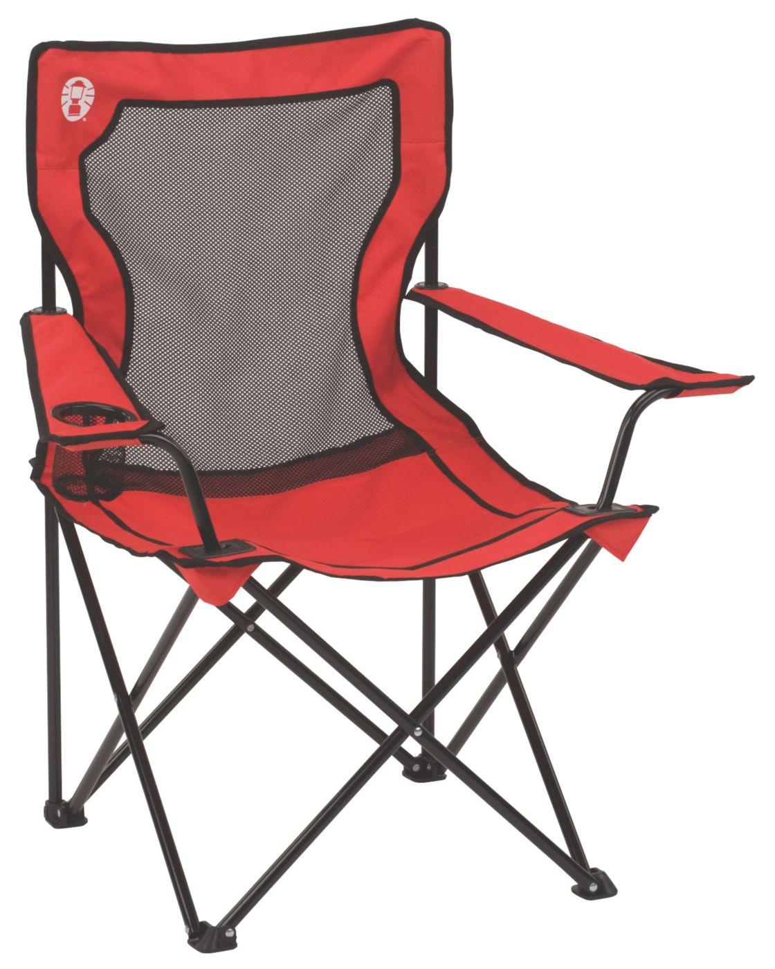 Broadband™ Mesh Quad Chair  sc 1 st  Coleman & Coleman- Broadband™ Quad Chair