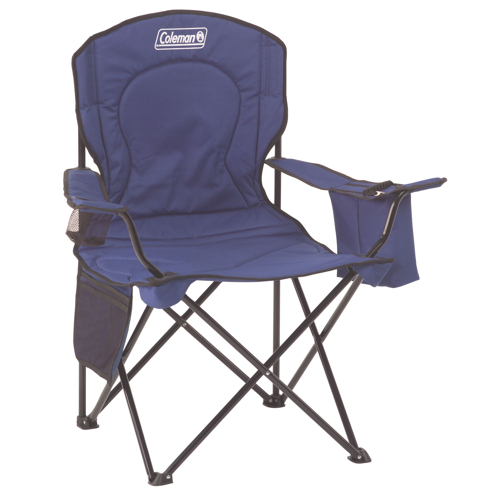 Coleman camp chairs - Cooler Quad Chair
