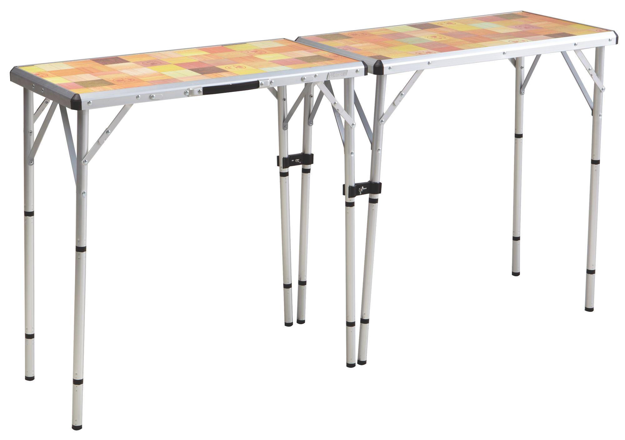 coleman convertible outdoor table outdoor tabl