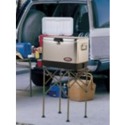 Folding camp stand image number 1
